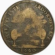 Jeton - Louis XIII (Mvtvvs iste ardormevs est) – reverse