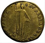 Token - Apollo and Honor / Minerva (Hans II Krauwinckel, Nürnberg) – reverse