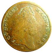 Token - Louis XIV (Commémoration de la prise de Montmédy; Ardennes) – obverse