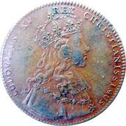 Token - Fiançailles de Louis XV et de l'infante d'Espagne États de Lille (Lille) – obverse