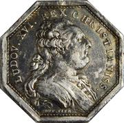 Token - Louis XVI (États de la Flandre Walonne) – obverse