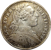 Token - Louis XV (Experts Des Batimens) – obverse
