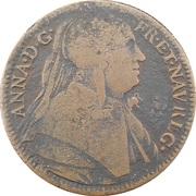 Token - Anne d'Autriche (France et Navarre) – obverse