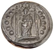 Méreau - Saint Clement of Rome – obverse