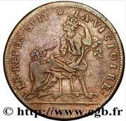Token - Louis XIV (Paix de Ratisbonne) – reverse
