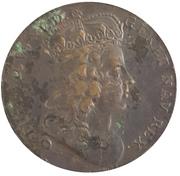 Token - Louis XV (The capture of Fontarabia, Basque Country) – obverse