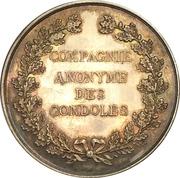 Jeton - Compagnie anonyme des Gondoles – reverse