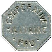 10 Centimes - Coopérative Militaire - Pau [64] – obverse