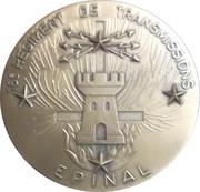 Medal - 18ème Régiment de Transmissions (Épinal) – obverse