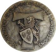 Medal - 58ème Régiment de Commandement et de Transmissions – obverse