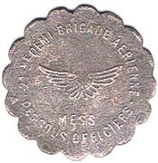 50 Centimes - 21ème Demi-Brigade Aérienne – obverse