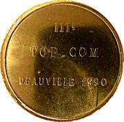 Monnaie de Paris - III TOP-COM – obverse