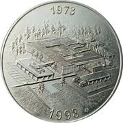 Token - FFAN 25th Anniversary (Module 100 Francs) – obverse