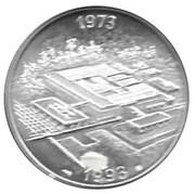 Token - Module 100 Francs – obverse