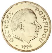 Medal - Président de la République (Georges Pompidou) – obverse