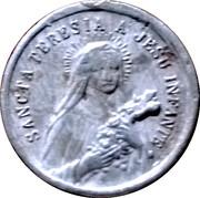 Medal - Saint Thérèse of Lisieux – obverse