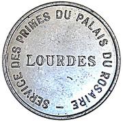 10 Francs - Lourdes Hautes-Pyrénées – obverse