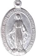 Miraculous Medal – obverse