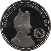 Token - Napoleon (Bataille de Marengo) -  obverse