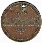 40 Centimes - Maxéville – obverse