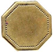 50 Centimes - Filatures et Tissages JAPY (Audincourt) – reverse