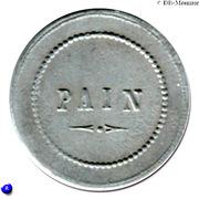 Pain - St Gobain, Chauny & Cirey - Sain-Bel [69] – reverse