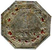 1 Franc - Perret et Ses Fils - Sain-Bel [69] – reverse