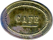 Café - Perret Frères - Sain-Bel [69] – reverse