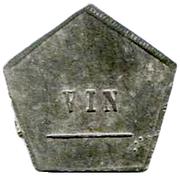 Vin - St Gobain, Chauny & Cirey - Sain-Bel [69] – reverse