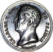 Medal - Charles X