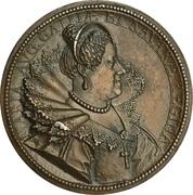 Medal - Marie de Medici (To her regency) – obverse