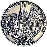 Medal - Amicale des Anciens de la Tour d'Auvergne -  obverse