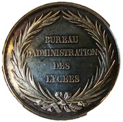 Medal - Ministére de l'Instruction Publique -  obverse