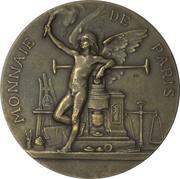 Medal - Monnaie de Paris – reverse