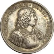 Medal - Death of Gaston d'Orléans – obverse
