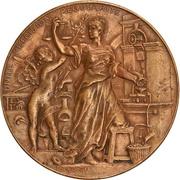 Medal - Administration des Monnaies et Médailles – obverse