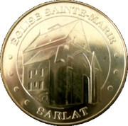 Monnaie de Paris Tourist Token - Sarlat (Eglise Sainte-Marie) -  obverse