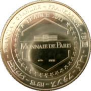 Monnaie de Paris Tourist Token - Sarlat (Eglise Sainte-Marie) -  reverse