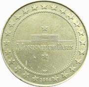 Monnaie de Paris Tourist Token - Tours de La Rochelle -  obverse