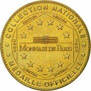 Monnaie de Paris Tourist Token - Fougères (Cité médiévale - Tours poivrières) -  reverse
