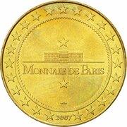 Monnaie de Paris Tourist Token - Palavas-les-Flots (Phare de la Méditerranée) -  reverse
