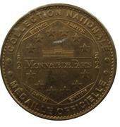 Monnaie de Paris Tourist Token - Cité des Sciences (Le Titanic) -  obverse