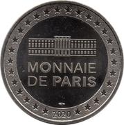 Monnaie de Paris Tourist Token - Lucky Luke -  obverse