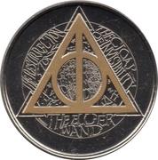 Monnaie de Paris Tourist Token - Harry Potter (Reliques de la Mort) -  obverse