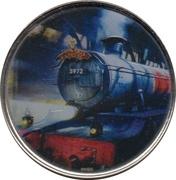 Monnaie de Paris Tourist Token - Harry Potter (Poudlard Express) -  obverse