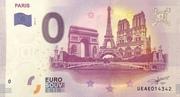 0 euro (Paris) – obverse