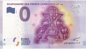0 euro (Scaphandre des frères Carmagnolle) – obverse