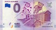 0 Euro (Berck-sur-Mer) – obverse