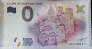 0 Euro Saint Nectaire (Eglise) – obverse