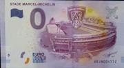 0 Euro (STADE MARCEL-MICHELIN) – obverse